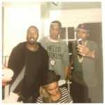 Kanye West Celebrates 36th Birthday With Jay-Z, Beyonce & Nas (Photos)