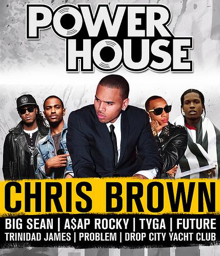 power 106 concert