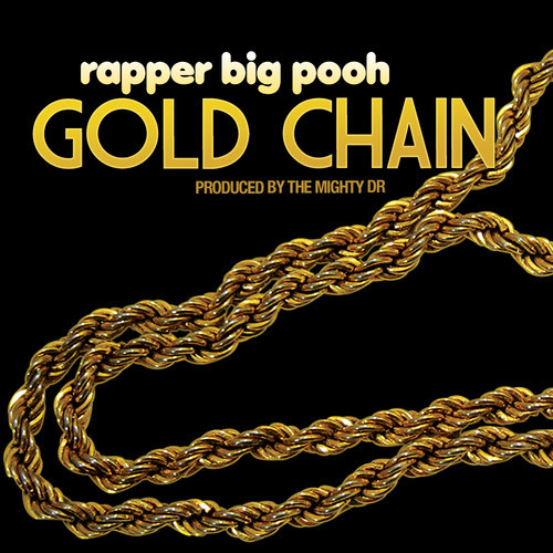 rapper big pooh gold chain