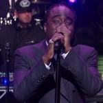 Wale & Sam Dew Perform 'LoveHate Thing' On David Letterman