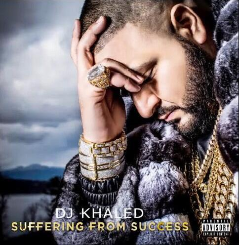 dj khaled suffering from success cover