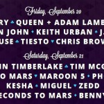 JT, J. Cole, Miguel, Chris Brown & More To Perform At iHeartRadio Music Festival 2013 (Lineup)
