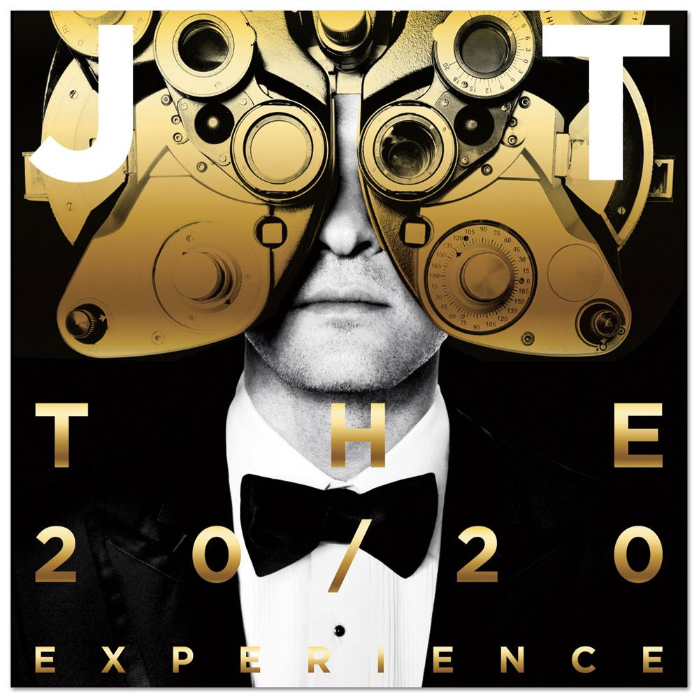 srcvinyl Canada Justin Timberlake - The 20/20 Experience