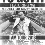 Yo Gotti Announces 'I AM' Tour Dates