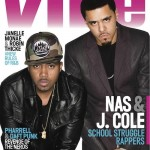 Nas & J. Cole Cover Vibe's 20th Anniversary Issue