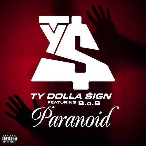 paranoid ty dolla sign lyrics -#main