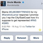 Uncle Murda – 'The Response' (Kendrick Lamar Diss)