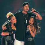 J. Cole Brings Out TLC & Miguel At iHeart Radio Fest In Las Vegas
