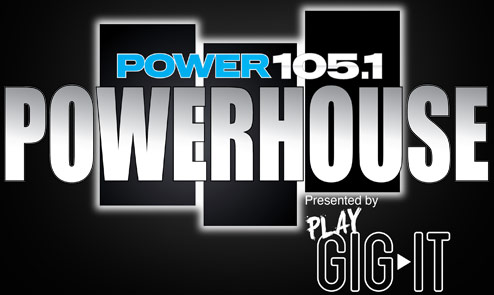 power 105 powerhouse