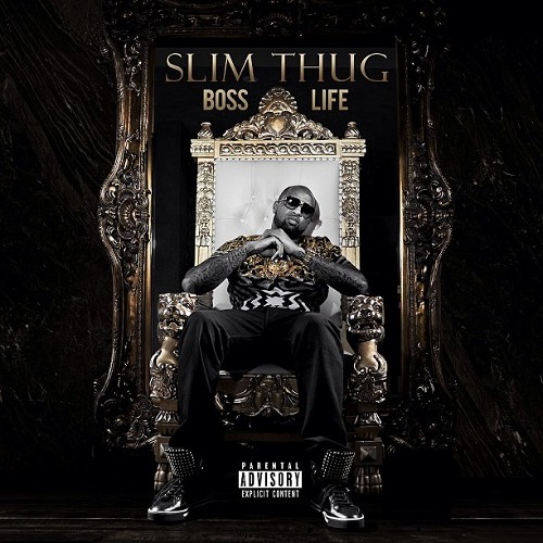 slim thug boss life cover