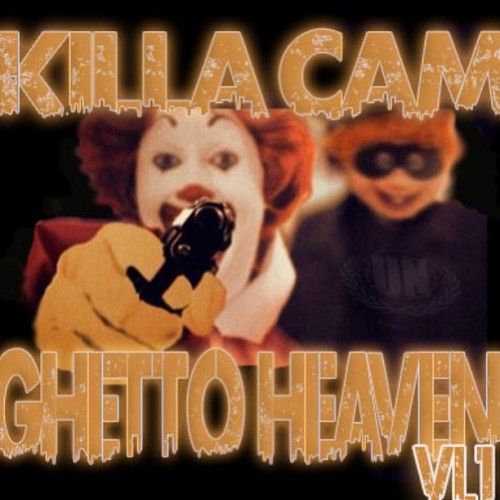 camron ghetto heaven cover