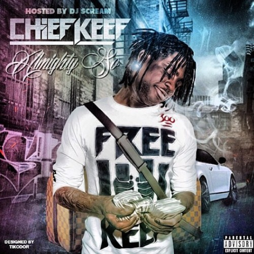 chief keef almighty so artwork