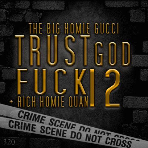gucci mane trust god front