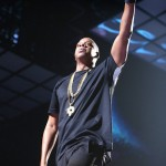 Jay-Z Performs 'Pound Cake' In Manchester
