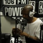 Kanye West Interview & Freestyle On Power 106 LA