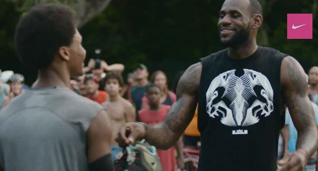Nike & LeBron James 'Training Day' Commercial Feat. Music From ...