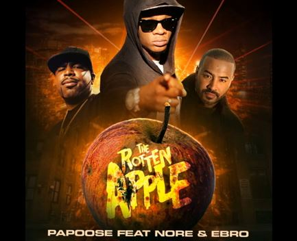 papoose rotten apple