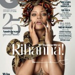 Rihanna Covers British GQ