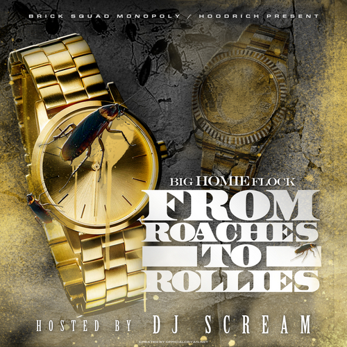 waka from roaches to rollies