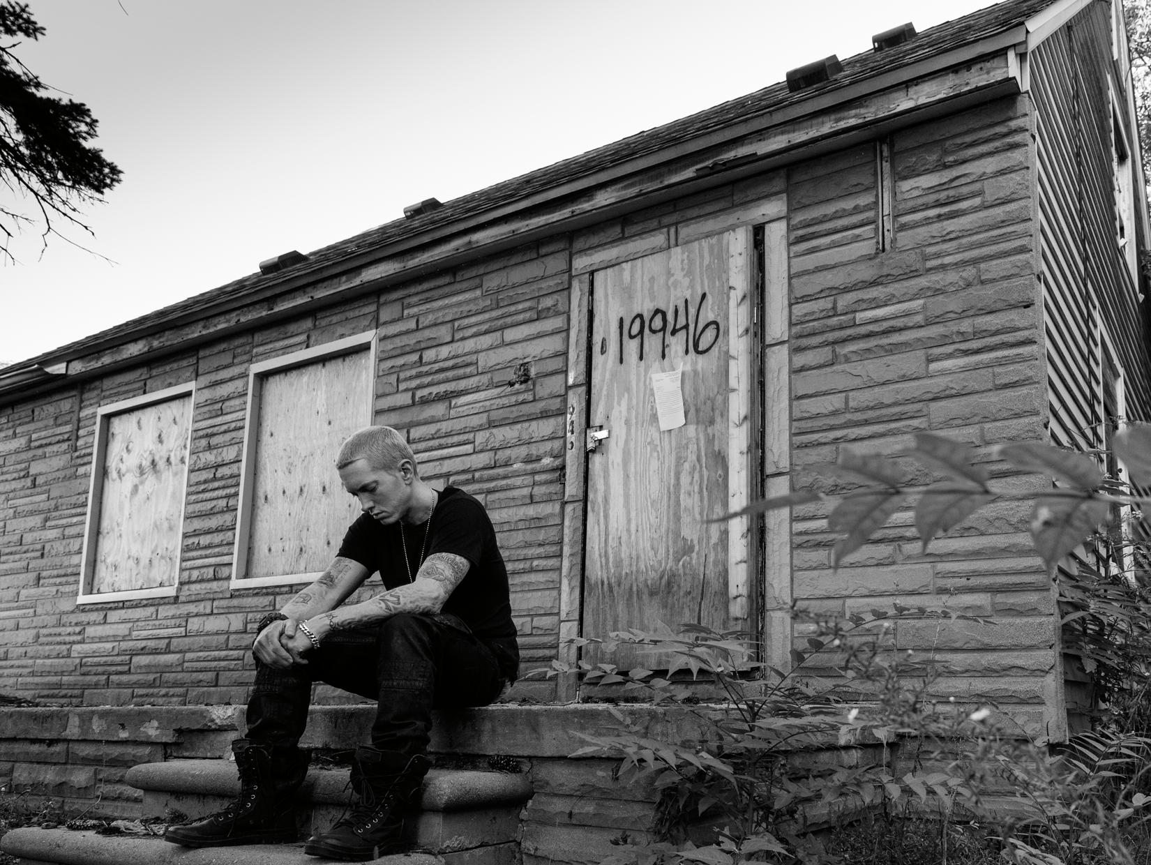 Eminem – 'Marshall Mathers LP 2' (Booklet & Production ...