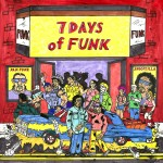 7 Days Of Funk (Dam-Funk & Snoop Dogg) – '7 Days Of Funk' (Album Cover & Track List)