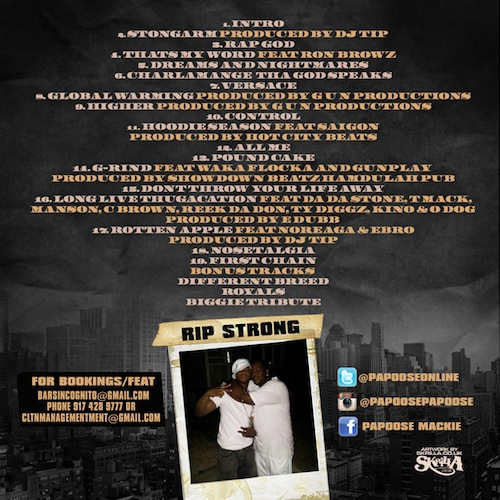 Papoose-Hoodie-Season-back cover