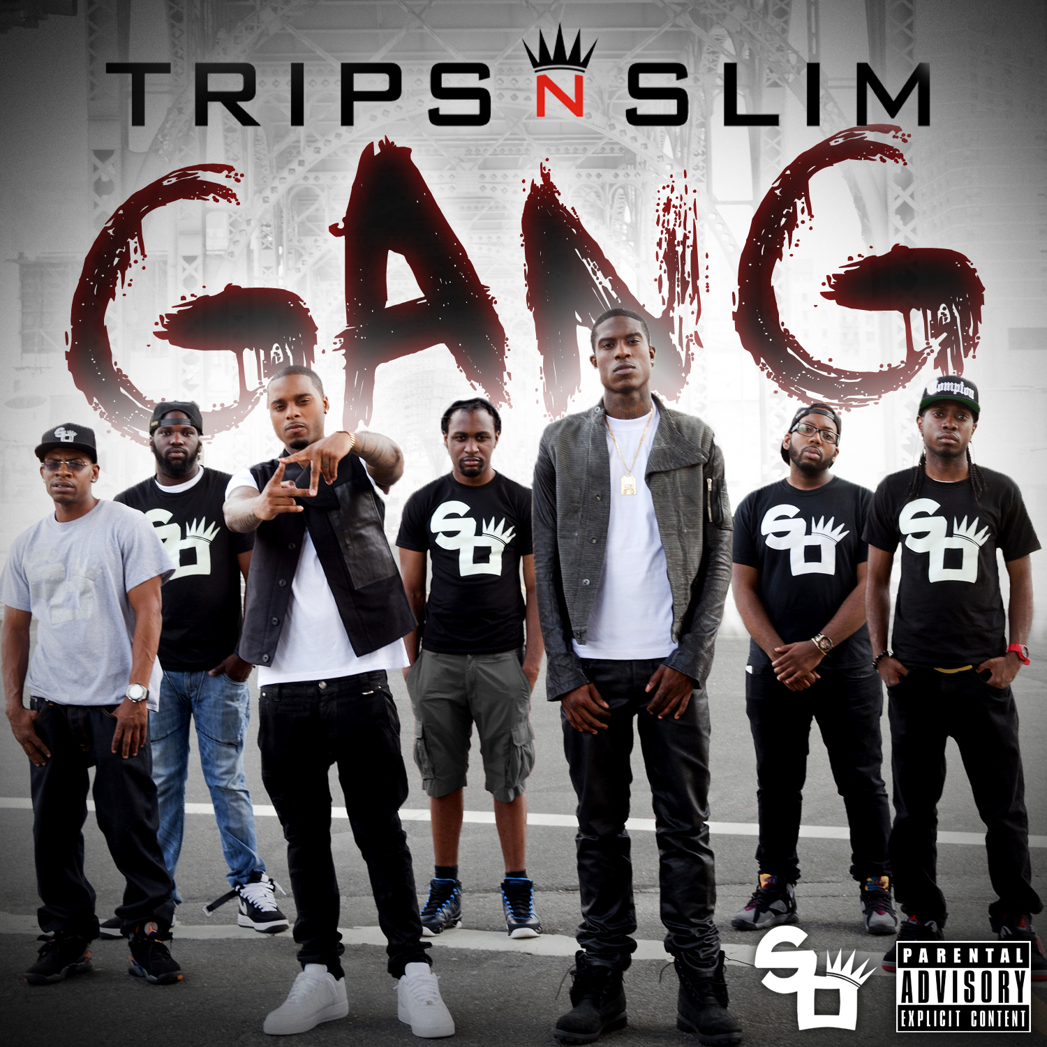 Trips n slim gang hiphop n more - Gang gang ...