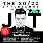 The Weeknd Will Join Justin Timberlake On 'The 20/20 Experience' World Tour