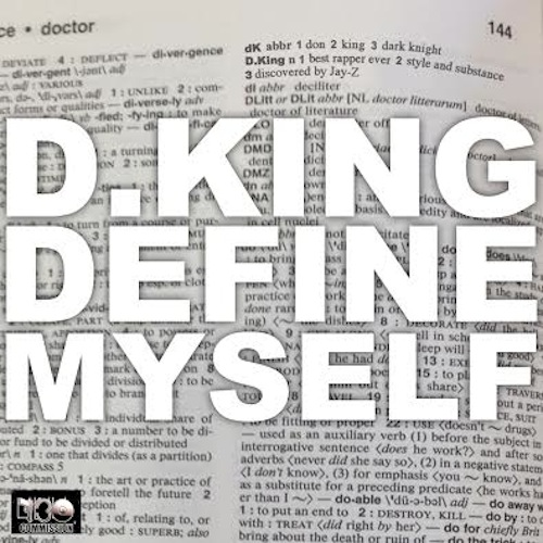 D.King Define Myself Cover Art1