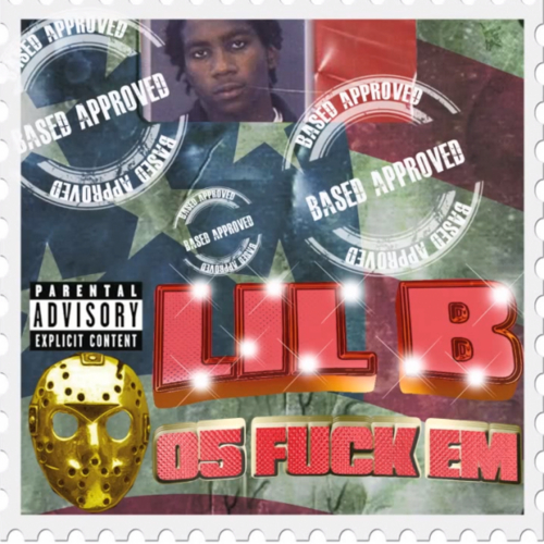 Lil B The BasedGod 05 Fuck Em front large