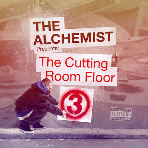 alchemist cutting room floor 3 front cover