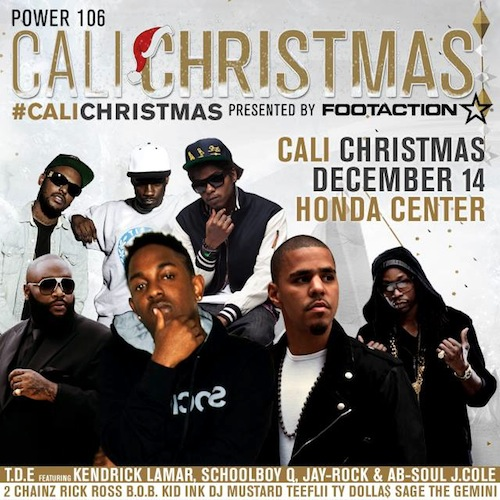 cali christmas 2013 flyer