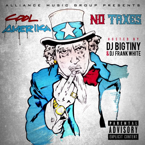 cool amerika mixtape cover