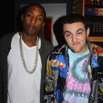 Mac Miller Says 'Pink Slime' EP With Pharrell Will Be Out In 2014