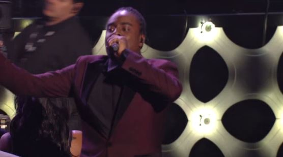 Wale Performs Live At 2013 Soul Train Awards