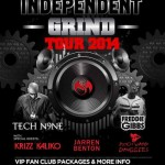 Tech N9ne Announces 'Independent Grind' Tour