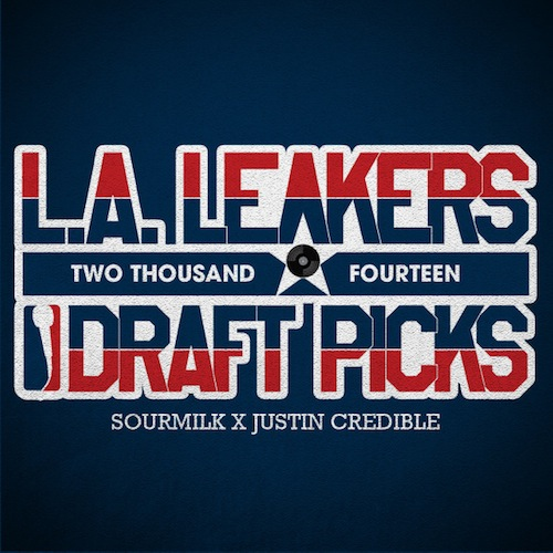 La Leakers-2014 draft picks