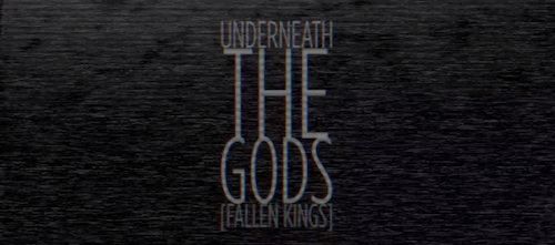 alexander dreamer-underneath the gods
