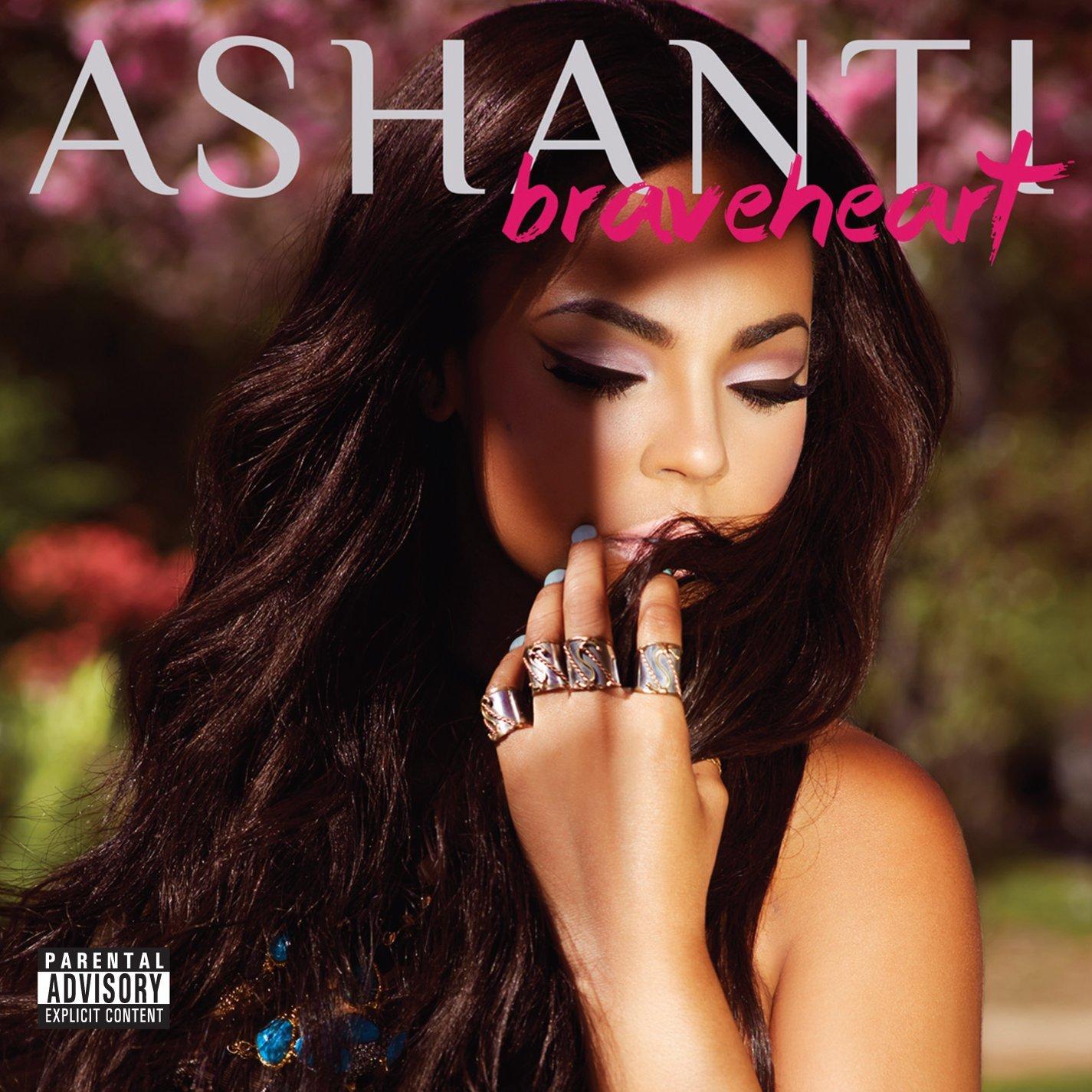 Ashanti: Braveheart (Full Album)