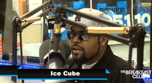 ice cube-breakfast club