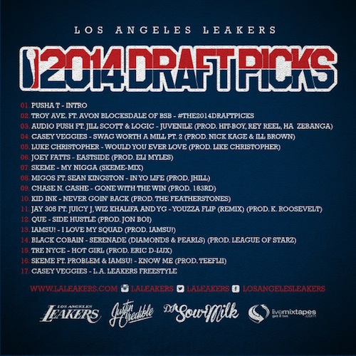 la leakers 2014 draft pics back cover
