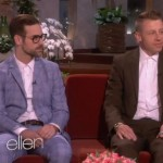Macklemore & Ryan Lewis On The Ellen show