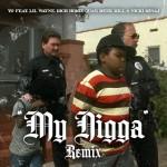 YG – 'My Ni**a (Remix)' (Feat. Lil Wayne, Meek Mill, Rich Homie Quan & Nicki Minaj)