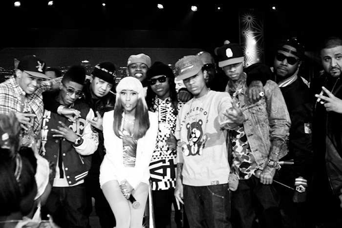 Young Money 2013 Members Young Money Announce N...