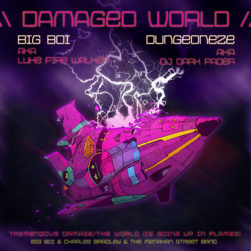 big boi damaged world