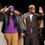 Cam'ron & JuJu Walk The Runway At Mark McNairy's 2014 NYFW show (Video)