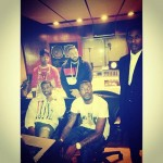 In The Studio: A$AP Ferg, A$AP Rocky, Meek Mill, Juelz Santana & DJ Khaled