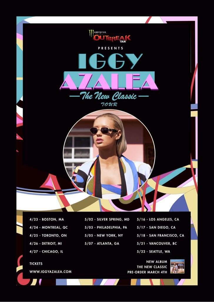 iggy azalea tour
