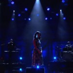 Jhené Aiko Performs 'The Worst' On Conan