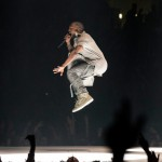 Kanye Disses Sway & Charlamagne Tha God At Penn State (Video)
